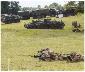 Poland doesn't want to isolate Russia, but as part of its NATO obligations, it must also prepare for the worst. Here, NATO's battle group in Poland holds interoperability exercises.  (Photo: U.S. Army photo by Spc. Hubert D. Delany III)