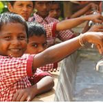 Wanting water and sanitation for all