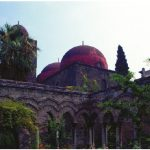 San Giovanni degli Eremiti (St. John of the Hermits) is a church in Palermo, Sicily, whose origins date back to the 6th Century. For a time, after the Islamic conquest of Sicily, it became a mosque and was later returned to the Christians under Roger II of Sicily. (Photo: ENTE NAZIONALE ITALIANA TURISMO)