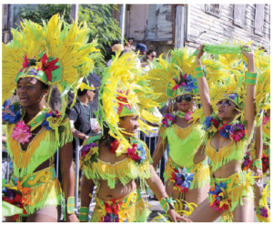 Migration — voluntary or otherwise — has and continues to shape the Caribbean. Festivals such as this one celebrate the region's diversity. (Photo: © Linda Morland } Dreamstime.com)