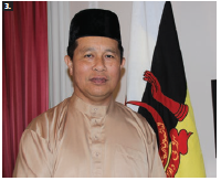 To mark the end of Ramadan, Brunei High Commissioner Pg. Kamal Bashah Pg. Ahmad held an open house at the embassy. (Photo: Ülle Baum)