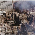 The best example of terrorists coming to other countries to commit acts of terrorism was the attacks on the World Trade Centre, says Scott Newark. (Photo: Navy photo by Chief Photographer's Mate Eric J. Tilford)