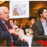 Prime Minister Justin Trudeau and John McCallum, his now-former ambassador to China, in happier times. McCallum overstepped in his comments about the case against Huawei executive Meng Wanzhou, according to David Mulroney, who also served as Canada's ambassador to China. (Photo: Taha Ghaznavi)