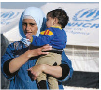 The Syrian refugee crisis has cost the Jordanian government US$14.7 billion since 2011. (Photo: UN photo)