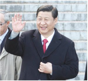 """In his new book, Jonathan Manthorpe discusses whether China could pose the same threat to Canada as it did to Australia, whose top defence official claimed China had """"the potential to cause serious harm"""" to its sovereignty, political system, and national security and economy. Pictured here is Chinese President Xi Jinping. (Photo: © Blurf   DReamstime.com)"""