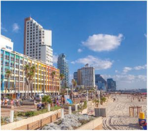 Tel Aviv is Israel's cultural hub, known for its beaches and nightlife, but it has much more to offer, including Carmel Market, which sells spices, electronics and clothing, among other things. (Photo: Dana Friedlander)