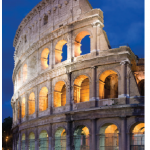 Italy attracted 58.3 million tourists in 2017. The Colosseum in Rome is one of the country's major tourist attractions. (Photo: Diliff)