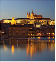 Prague is the economic and academic centre of the country. (Photo: CzechTourism)