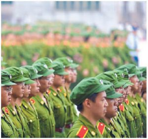 Some have described the Belt and Road Initiative as thinly disguised Chinese imperialism. Others charge that it's a way for China to expand its military presence and bases in the world. (Photo: © Pius Lee | Dreamstime.com)