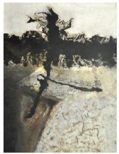 Carol Bajen-Gahm's work is showing at Sivarulrasa Gallery. (Photo: CUAG)
