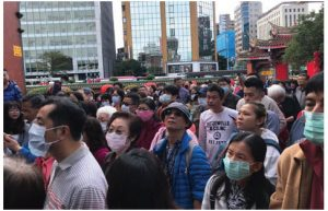 The coronavirus has been declared a pandemic by the World Health Organization and yet Taiwan is excluded from meetings, due to pressure on international organizations by China. (Photo: 玄史生)