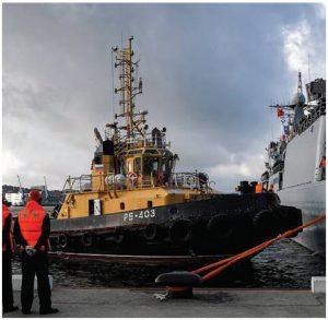 Russia and China are conducting joint naval exercises, this one in Vladivostok, Russia. (Photo: © Yuri Smityuk/TASS)