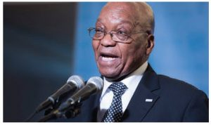 Even South Africa's independent courts are still finding it hard to fully bring before the bar of justice ex-president Jacob Zuma, pictured here. (Photo: UN photo)