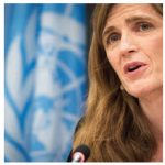 Samantha Power's memoir starts and ends with president Barack Obama's flip-flop over military action against Syrian leader Bashar al-Assad. (Photo: UN PHOTO)