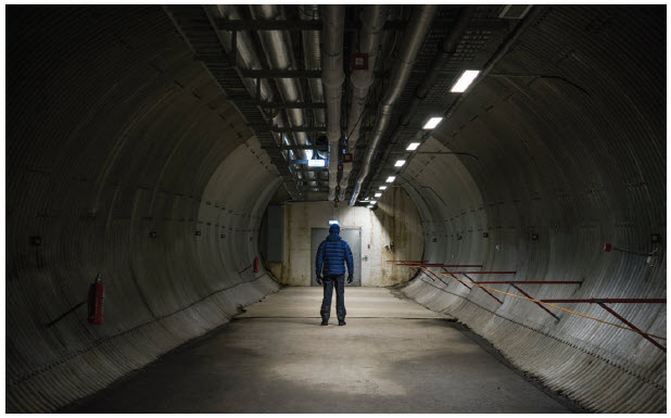 The Svalbard Vault opened in 2008, though discussions about a storage facility for seed samples from around the world began in the 1980s. (Photo: crop trust)