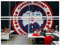 As the pandemic hit, Canada Goose pivoted from a supplier of winter parkas to a supplier of PPE for front-line workers. (Photo: Canada Goose)