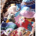 Eichenbauma's colourful array of masks. (Photo: Ülle Baum)
