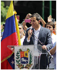Canada considers Juan Guaidó to be the interim president of Venezuela. (Photo: AlexCocoPro)