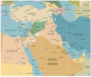 Israel, the United Arab Emirates and Bahrain have normalized their relations and Oman and Saudi Arabia may at some point follow suit. Iran, Qatar and Turkey have criticized these moves. (Photo: Dreamstime | © sergiy pomogayev)