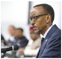 Rwandan President Paul Kagame orchestrated an abandonment of presidential term limits and can now legally serve as president until 2034. (Photo: issamichuzi.blogspot.co.uk / UN photo)
