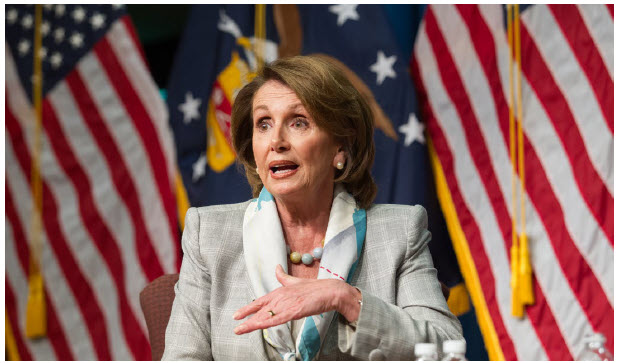 "After U.S. President Donald Trump was elected in 2016, Democrats realized that House Speaker Nancy Pelosi was not a ""relic of the past,"" but rather, an experienced and savvy leader who would work hard to keep the administration honest. (Photo: U.S. Department of Labor)"