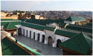 Al-Qarawiyyin University, in Fez, is the oldest existing university in the world. Fez is considered the intellectual and spiritual capital of the country. (Photo: Morocco National Tourist Office)