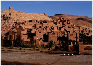 The fortified Kasbah of Ait Ben Haddou in Ouarzazat is one of the world's cultural treasures. It is a UNESCO World Heritage Site and has been the backdrop to many Hollywood movies. (Photo: محمد بوعلام عصامي)