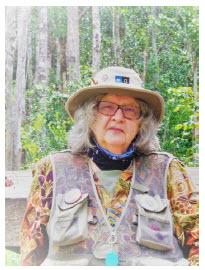 Orangutan Foundation International's founder, Biruté Mary Galdikas. (Photo: courtesy of Orangutan Foundation International)