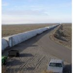 The northern arm of the LIGO interferometer on Hanford Reservation in Washington confirmed gravitational waves, pushing our understanding of the universe into a new sphere. (Photo: Umptanum)