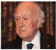 The discovery by British physicist Peter Higgs of the Higgs-Boson particle caused celebrations in the scientific community. (Photo: Bengt Nyman)