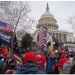 """The unruly mob of """"thugs, insurrectionists, political extremists and white supremacists,"""" as U.S. President Joe Biden referred to them, who stormed the U.S. Capitol on Jan. 6, 2021, is the latest manifestation of what some see as a growing global pattern. (Photo: Tyler Merbler)"""