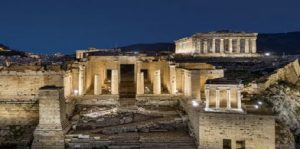 Canada is one of the most important investors in Greece, whose Acropolis is shown here. (Photo: https://digitalculture.gov.gr)