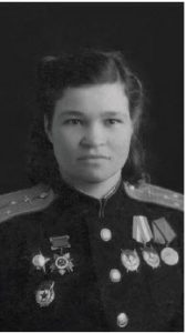 Soviet pilot Irina Sebrova flew 1,008 sorties in the Second World War, more than any other member of her regiment. About 27,000 Soviet women fought as guerrillas against the Germans. (Photo: wiki)
