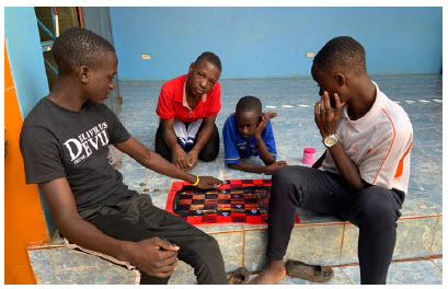 AZBGC supports orphans, vulnerable children and emerging young leaders with education, health care, skills training and sports and leisure programs in Uganda. (Photo: AZBGC)