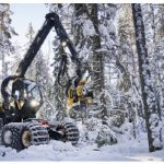 Forestry is Finland's most important sector. Ponsse Oyj is a company based in Finland that manufactures forestry vehicles and machinery. (Photo: Ponsse)