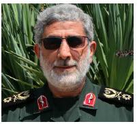 Esmail Qaani is a brigadier general of the IRGC. (Photo: Esqaani)