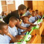 Rwandans have better schools, even if schoolchildren know that complaining about governmental edicts would be unwise. (Photo: Rudolf Simon)