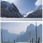 """""""Wonder pairs Trang's jungle peaks [above photo] with Alberta's Rocky Mountains. Serenity marries tropical water with a frozen lake. Nature unexpectedly shares a unified and lasting impression."""" Excerpt from Take Your Seat, together: Canada and Thailand, debuting this year with the Canadian Embassy and Thai foreign ministries in Bangkok and Ottawa."""